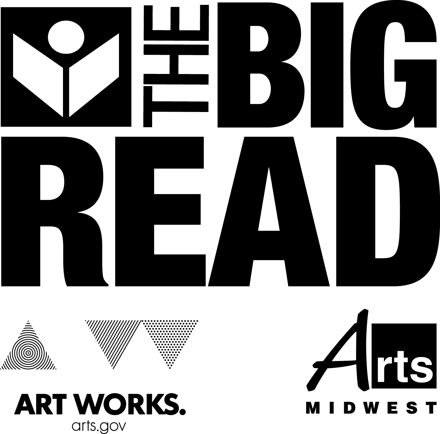 The Big Read logo