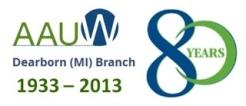 Logo - AAUW Dearborn