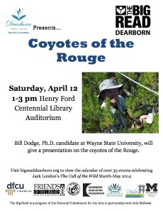 Coyotes of the Rouge flyer [PDF]
