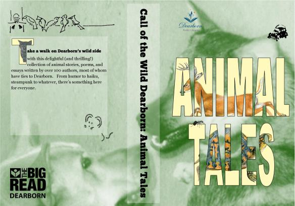 Animal Tales book cover