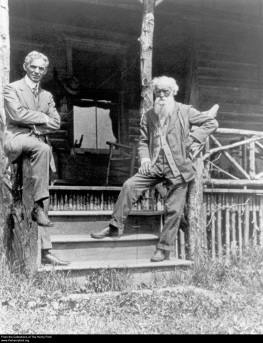 Henry-Ford-and-John-Burroughs
