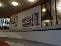 Big Read Banner at HFCL