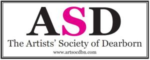 Big Read logo Artists' Society of Dearborn
