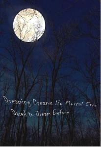 Dreaming Dreams Front Cover Final JPEG