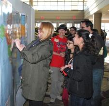 Map Marking with Lynn Skazalski