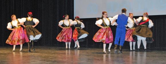 P.R.C.U.A. Tatry Dancers